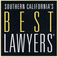 Recognized as Southern California Best Lawyer