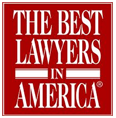 Recognition as one of The Best Lawyers in America