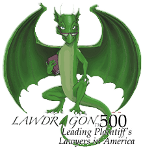 LawDragon 500 Leading Plaintiffs' Lawyers in America