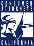 CAOC - Consumer Attorneys of California logo