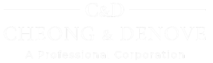 Cheong and Denove- Los Angeles Serious Personal Injury Law Firm